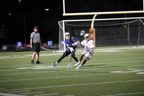 Varsity Boys' Lacrosse Falls to Georgetown 20-4