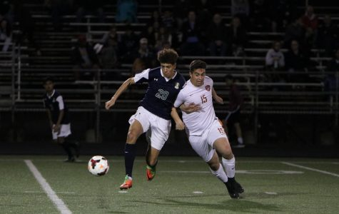Varsity Boys' Soccer Slays Dragons 3-0