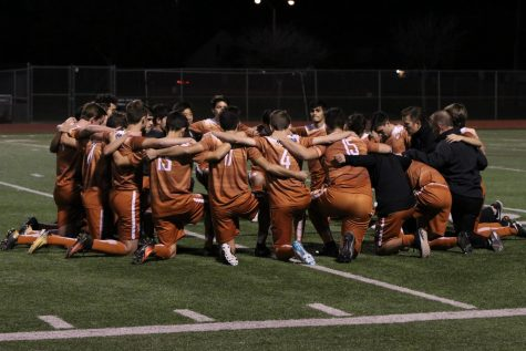 Varsity Boys' Soccer Washes Out Stony Point 4-1
