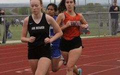 GALLERY: Track and Field Participates in Daybreak Rotary Mustang Relays