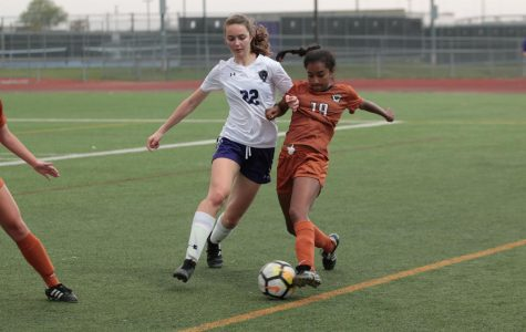 Varsity Girls' Soccer Secures Playoff Spot with 2-0 Win Against Raiders