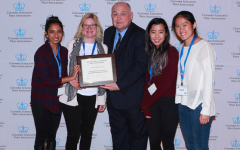 CSPA Recognizes Westwood Horizon with Silver Crown