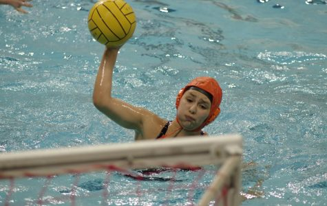 Girls' Water Polo Defeats Austin 10-1