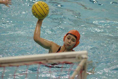 Girls' Water Polo Defeats Austin 10-1