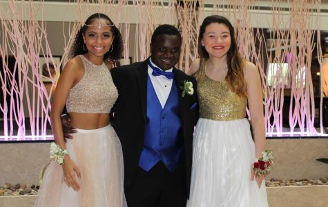 Julian Miller '18 Celebrates A Magical Night at Prom