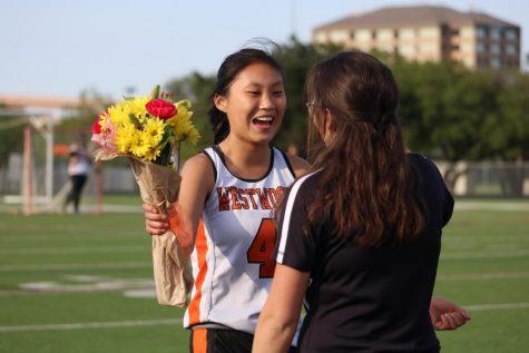 GALLERY: Varsity Girls' Lacrosse Celebrate Senior Night, Fall to McNeil