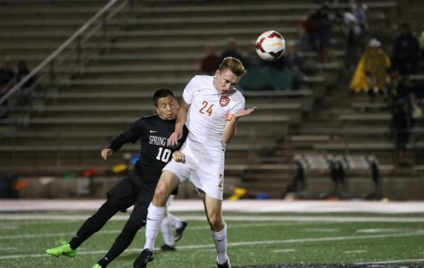 Varsity Boys' Soccer Falls to Tigers 3-1 in Second Round Playoffs