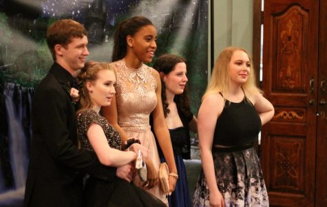Students Experience an Enchanting Night at Prom