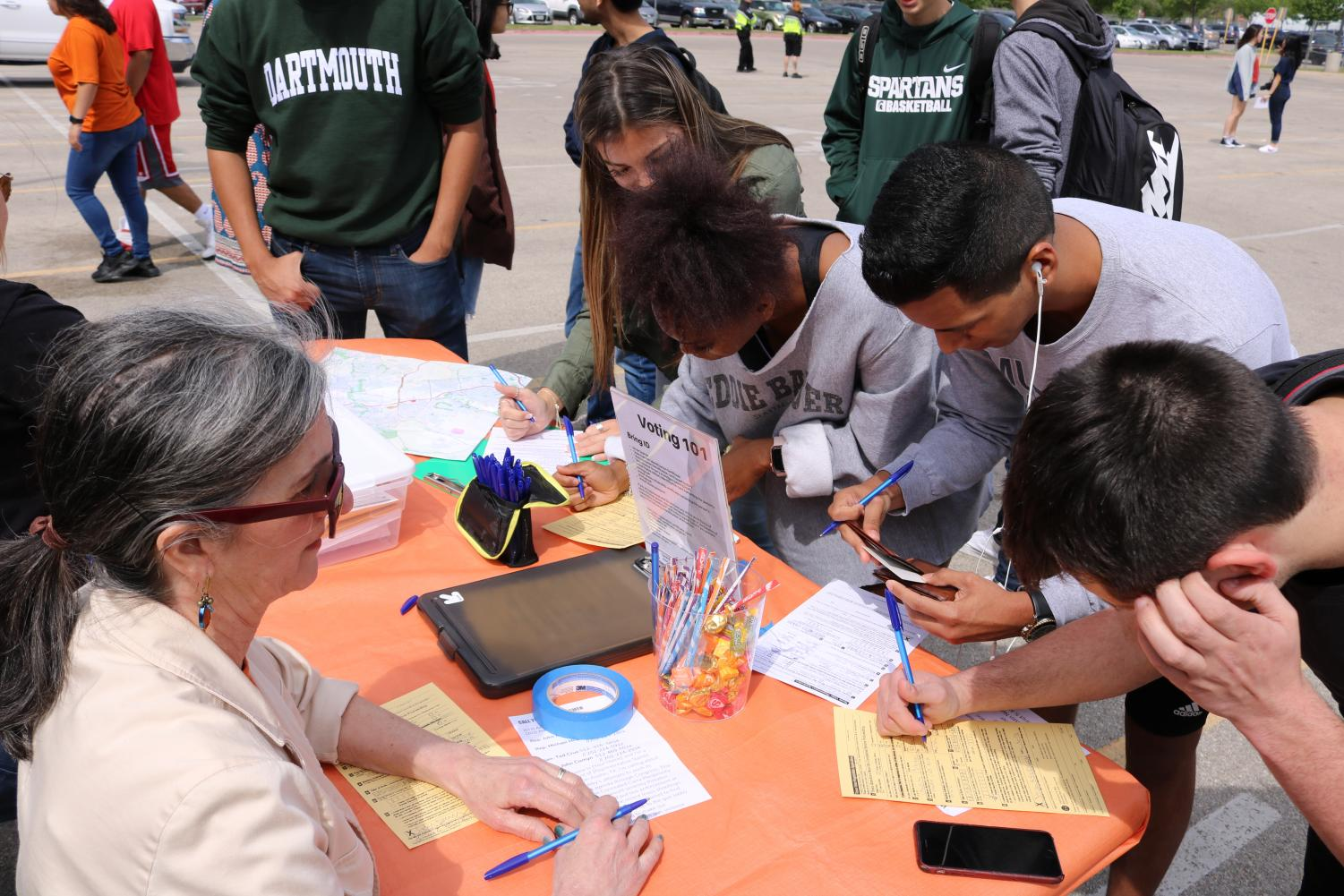 During+the+walkout%2C+eligible+students+were+allowed+to+register+to+vote.+