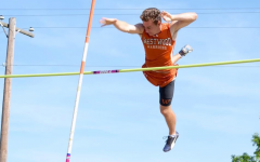 Track and Field Finds Success at District Meet