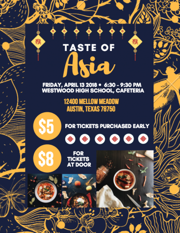 Project Graduation 2018 to Host Taste of Asia