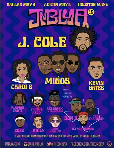 JMBLYA Music Festival to Return to Austin for Sixth Year