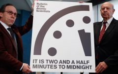 Doomsday Clock Anticipates Impending Catastrophe