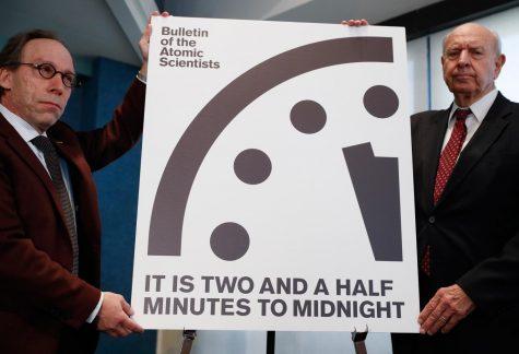 Doomsday Clock Anticipates Impending Catastrophe
