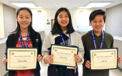 French Students Place in Writing Competition