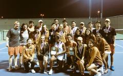 GALLERY: Varsity Tennis Sweeps District Titles