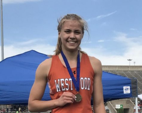 Track and Field Qualifies for Regional Meet