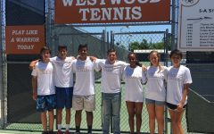 Varsity Tennis Rises Up At State Tournament
