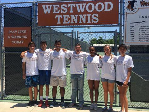 Varsity Tennis Rises Up At State Tournament