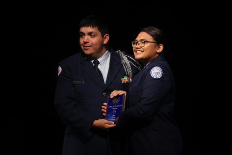 AFJROTC Celebrates Accomplishments in Annual Awards Ceremony