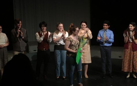 Senior Directed Show 'Missing Piece' Tackles Tough Topic