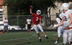 Small Fish In A Big Pond: RJ Martinez Steps Up As Quarterback