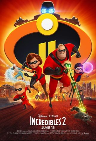 'Incredibles 2' Flies High