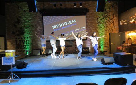 K-Pop Club Performs in Meridiem Music Marathon