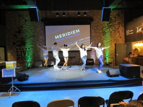 K-Pop Club Performs in Meridiem Music Marathon