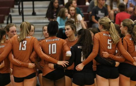 JV Orange Volleyball Falls To Round Rock 0-2