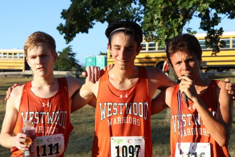 Varsity Cross Country Places 5th In Austin ISD Meet