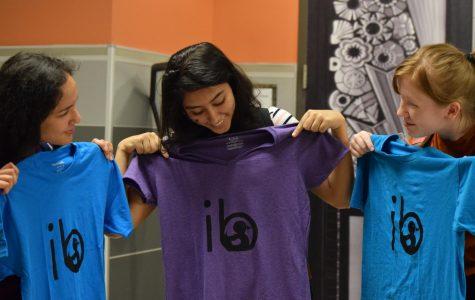 IB Community Hosts Start-of-Year Ice Cream Social