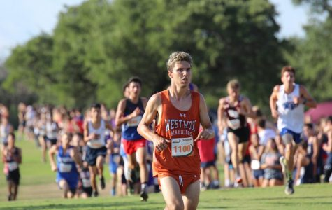 GALLERY: Cross Country Competes In Vista Ridge Meet