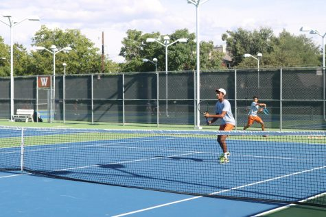 Varsity Tennis Conquers Westlake in Historic 10-4 Win