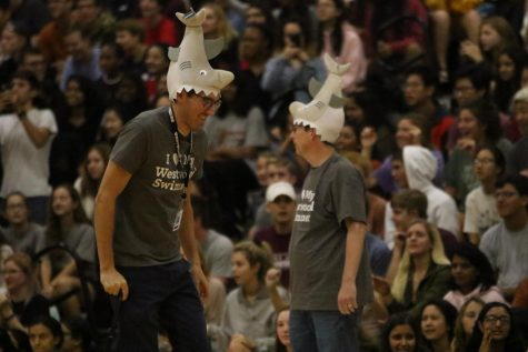Students and Faculty Build School Spirit at Second Pep Rally