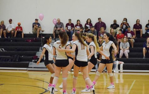 Freshman Volleyball Falls To Round Rock Dragons 0-2