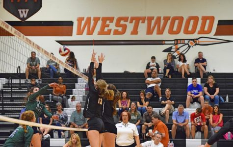 JV Orange Volleyball Falls to McNeil 0-2