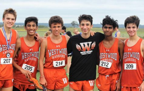Cross Country Claims Titles at Jarrell Meet