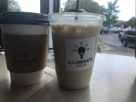 Unwind at Illuminate Coffee Bar