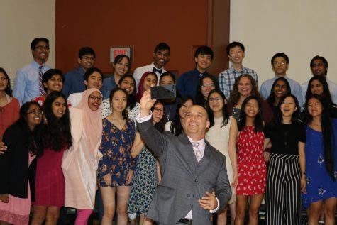 National Merit Semifinalists Recognized For Achievements