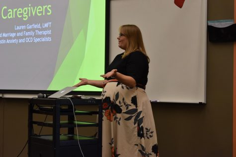 Students and Parents Attend Mental Health Presentations
