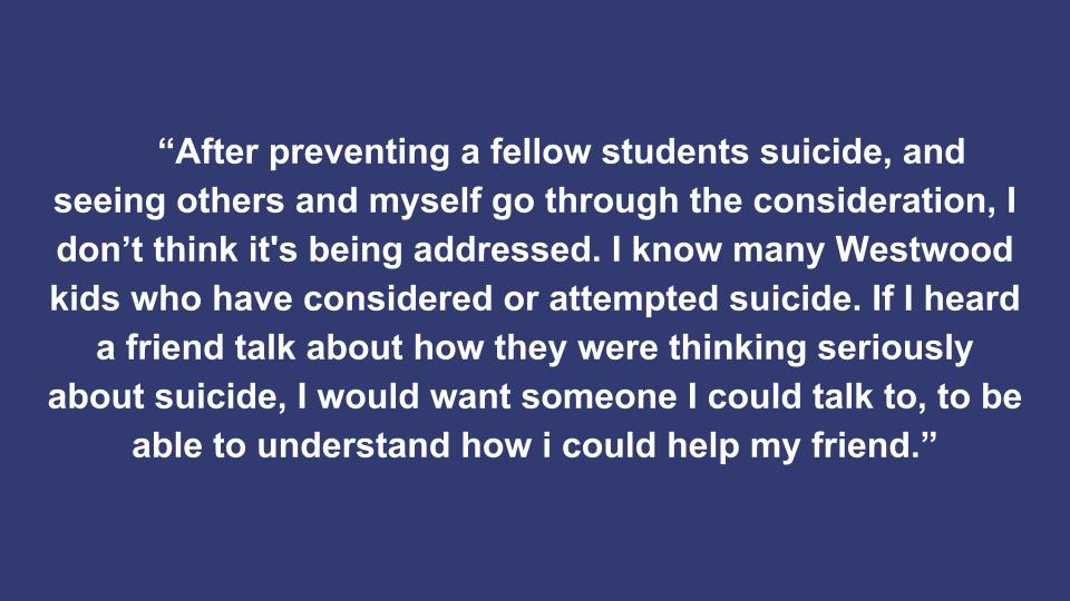 National+Suicide+Prevention+Awareness+Month%3A+Student+Voices