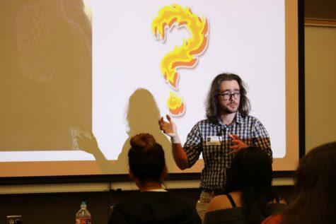 Students Attend Environmental Career Presentation