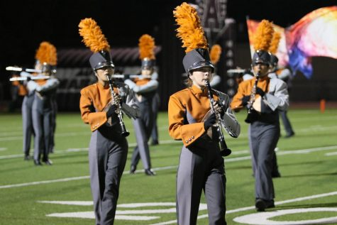 Band Presents Show 'Celestial Motions' at BOA Austin