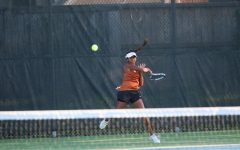 Varsity Tennis Secures District Title