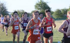 Cross Country Falls Short of Regionals By Eight Points