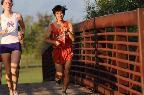 JV Cross Country Prepares For District Meet In Pre-District Race