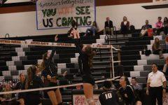JV Orange Volleyball Wins A Nail-Biter Against Vandegrift 2-1
