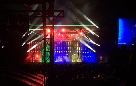 Bruno Mars Astounds Fans at Formula 1 Concert