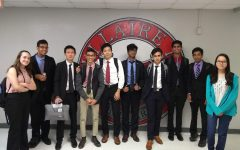 Debaters Attend Bellaire, St. Mark's, and Ronald Reagan Tournaments